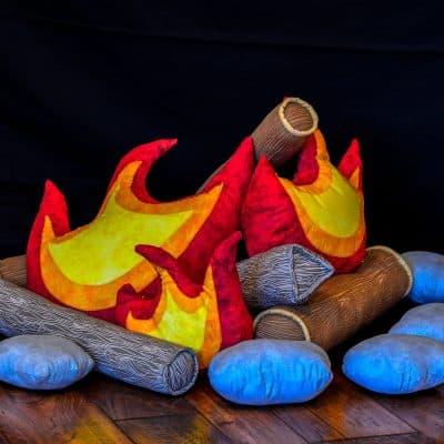 Campfire Set for Kids