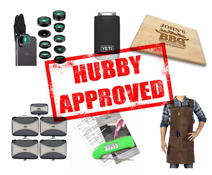 Fathers Day gifts approved by fathers