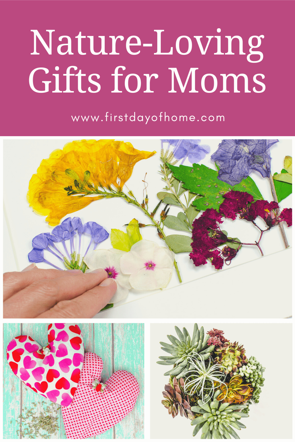 Gifts for nature-loving moms