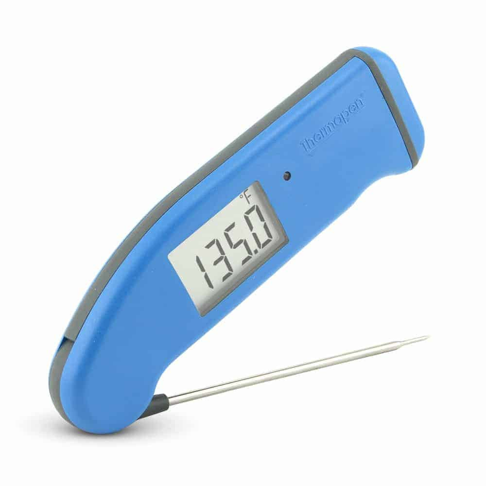 Thermapen-Mk4_Blue food thermometer
