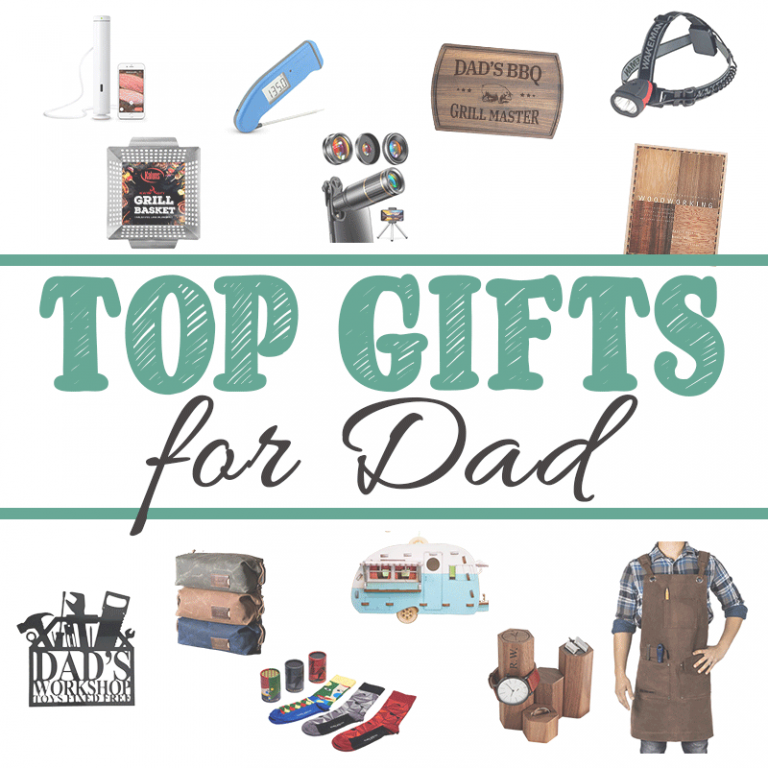 Father's Day Gifts for Dad: The Ultimate List