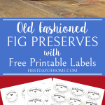 Old Fashioned Fig Preserves Easy Recipe