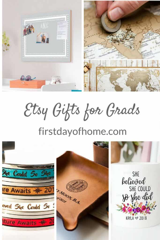Etsy gifts for graduates