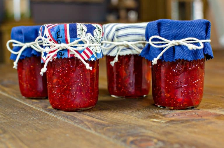 How to Make Old Fashioned Strawberry Fig Preserves [Easy Recipe]