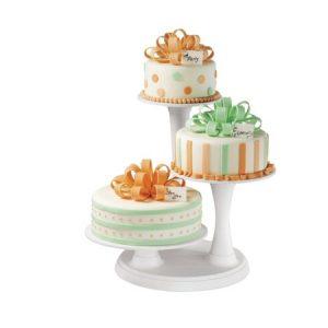 3-pillar Cake Stand