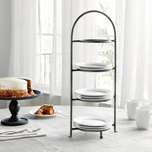4 Tiered Plate Stand