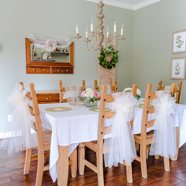The Best Elegant and Affordable Bridal Shower Decorations