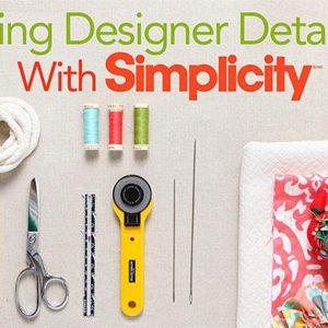Sewing Designer Details