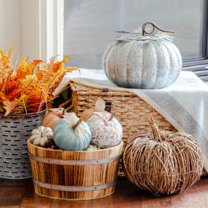 How to Paint Foam Pumpkins with Great Results Every Time