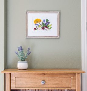 How to Create DIY Pressed Flower Art with Microfleur