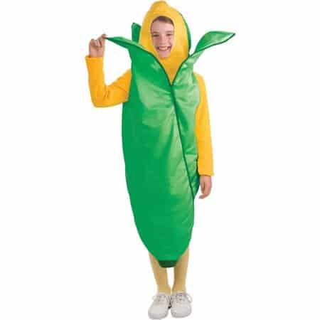 Corn Food Costume for Kids