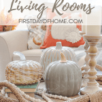 Fall decorating ideas for living rooms