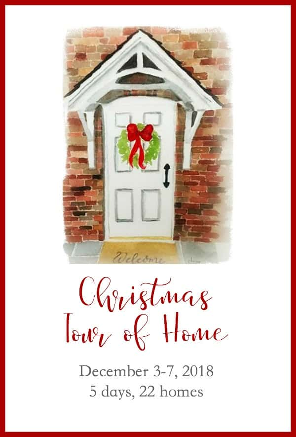 Christmas tour of 22 homes