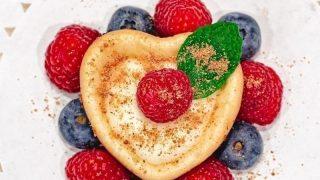 Best Mini Heart Shaped Cheesecake Recipe