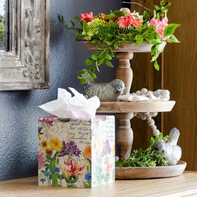 How to Decoupage on Wood with Perfect Results