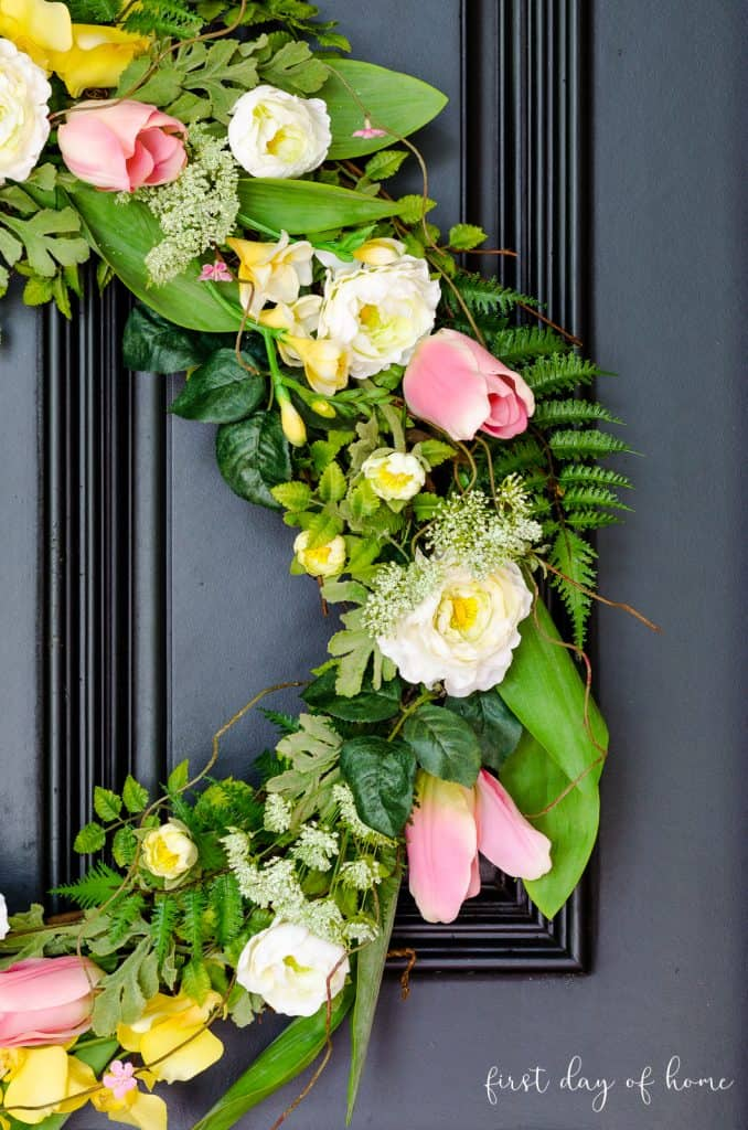 Spring wreath ideas for front door