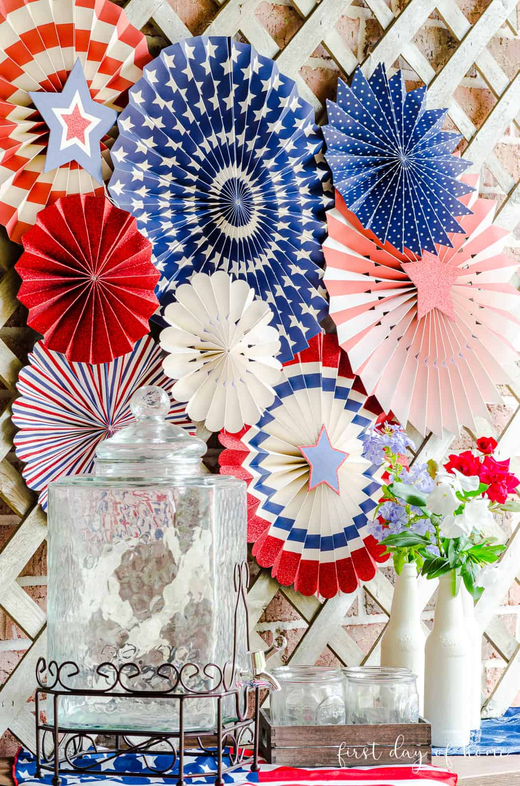 4th of July decorating ideas for outdoors