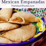 Empanada dough recipe with pumpkin filling
