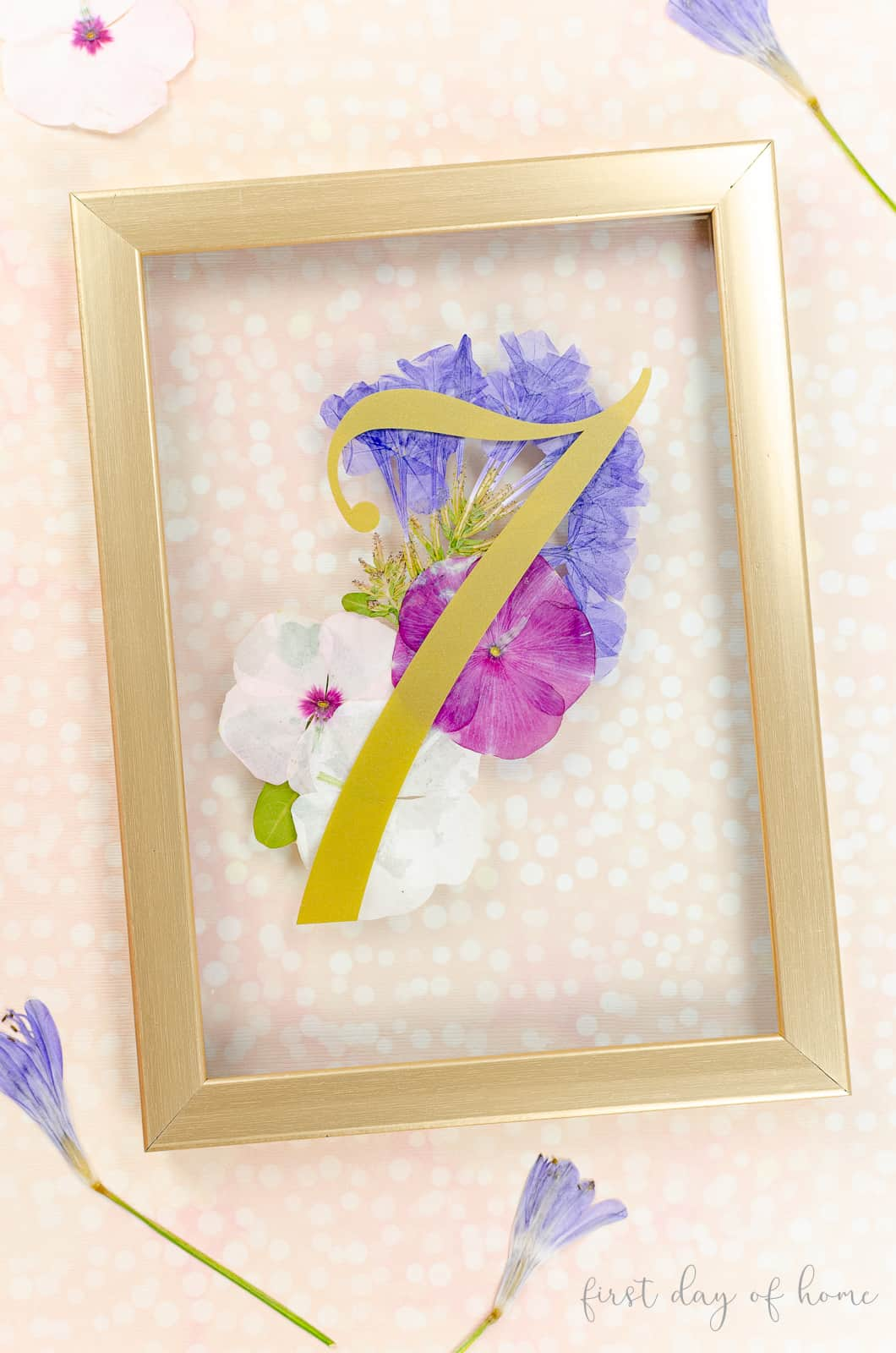 Picture frames for wedding table numbers