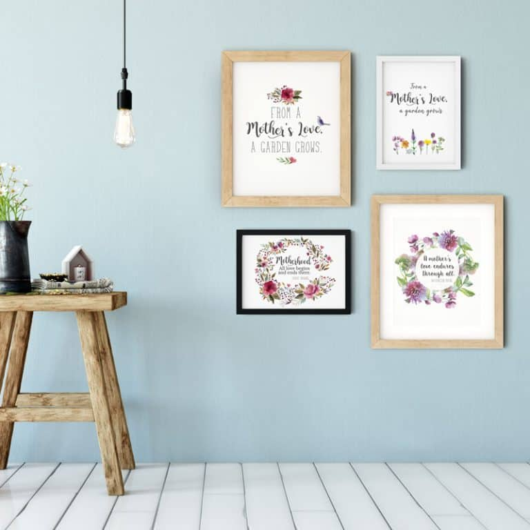 Mother's Day Printables (Free to Download)!