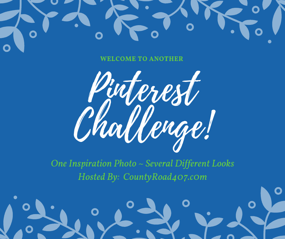 Pinterest Challenge Blog Tour