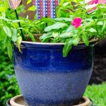 DIY Garden Stakes art