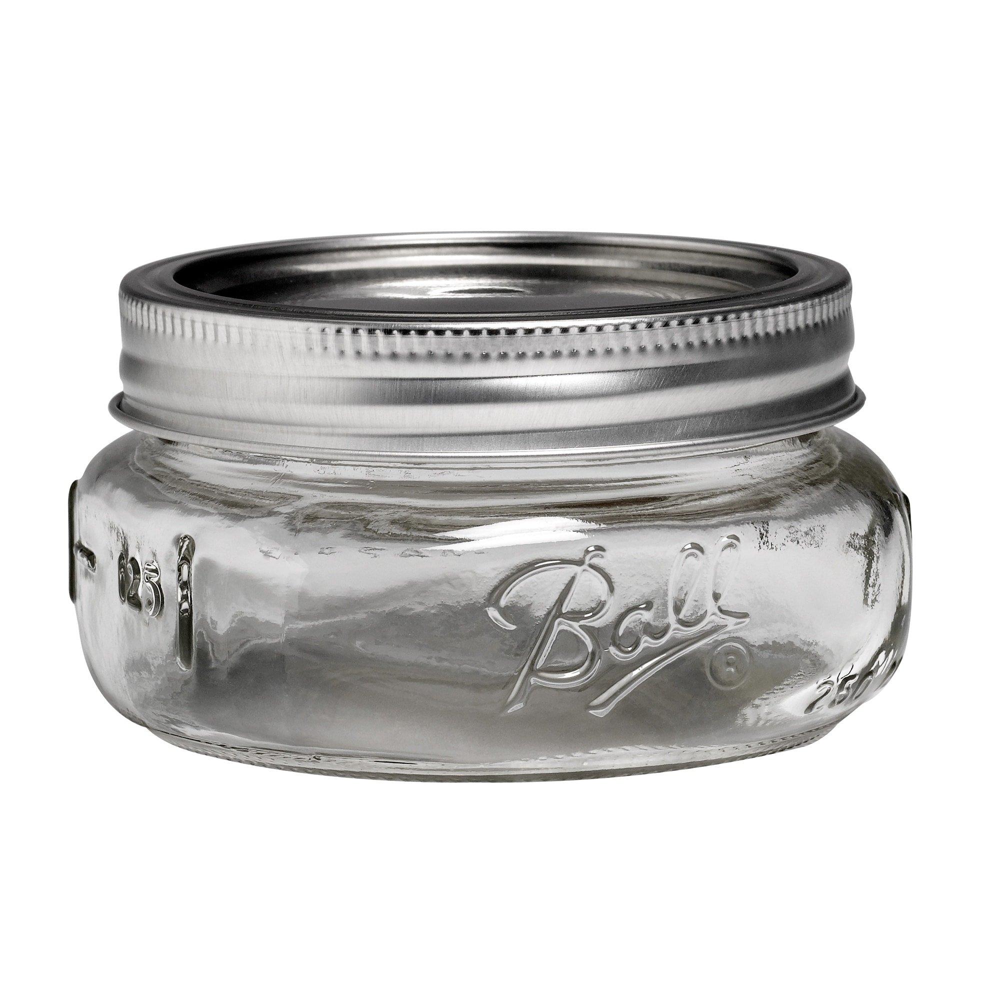 Mason jars available at Walmart