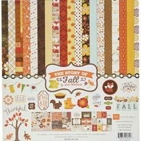 The Story of Fall Collection Kit-Scrapbook Paper