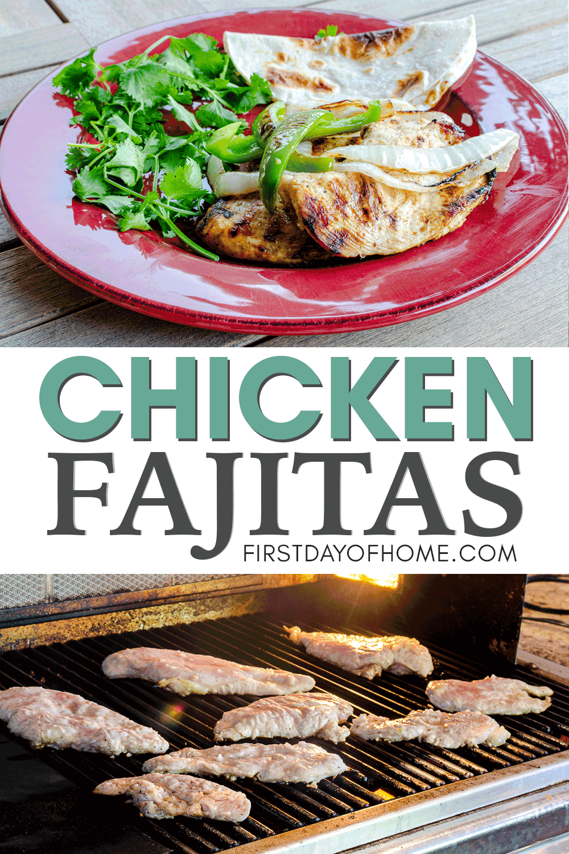 Chicken fajita seasoning recipe