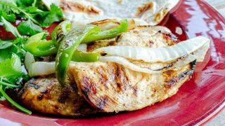 The Best Easy Chicken Fajita Recipe