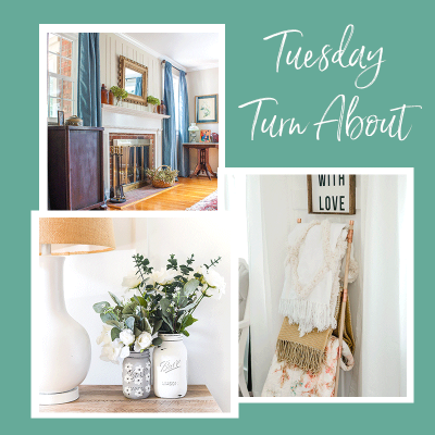 Tuesday Turn About 16: Fall DIY and Decor