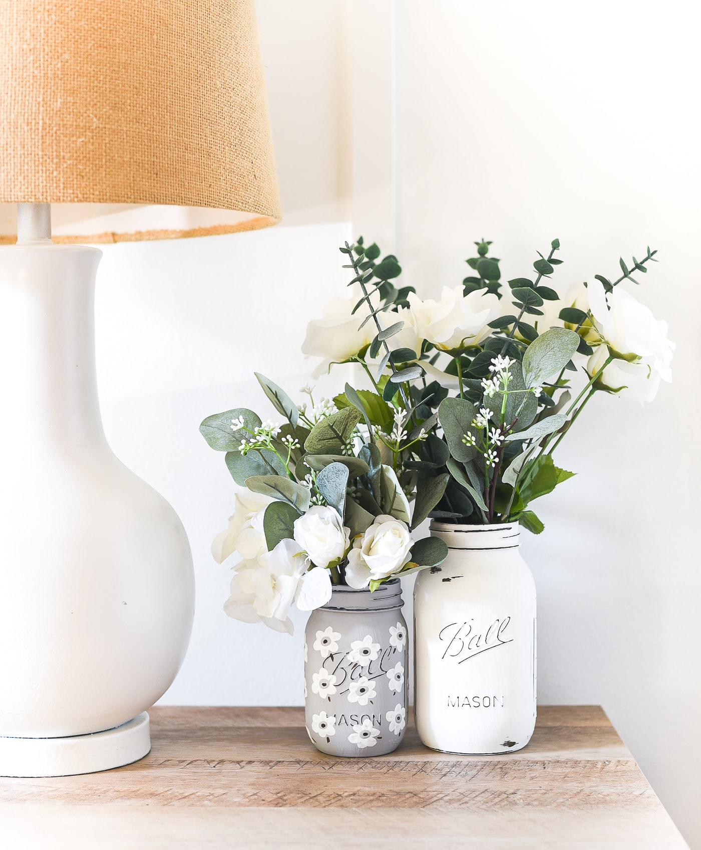 Faux eucalyptus decorating ideas It All Started with Paint