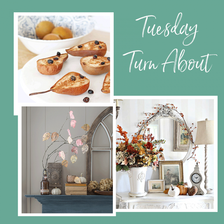 Tuesday Turn About #22: Still Celebrating Fall