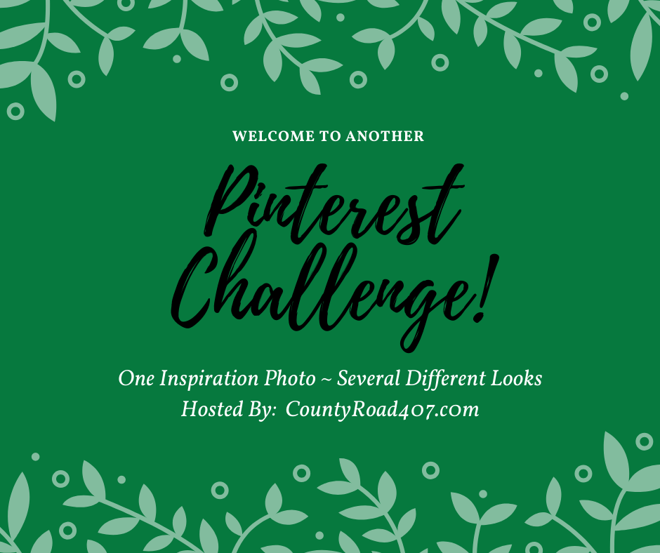 Pinterest Challenge hot cocoa bar