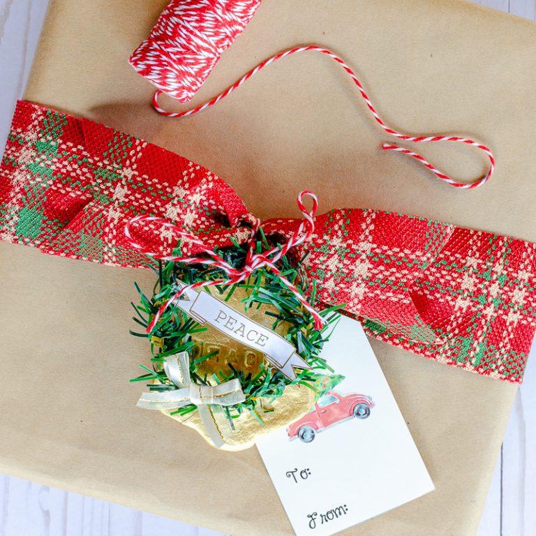 Printable Christmas Gift Tags to Download for Free