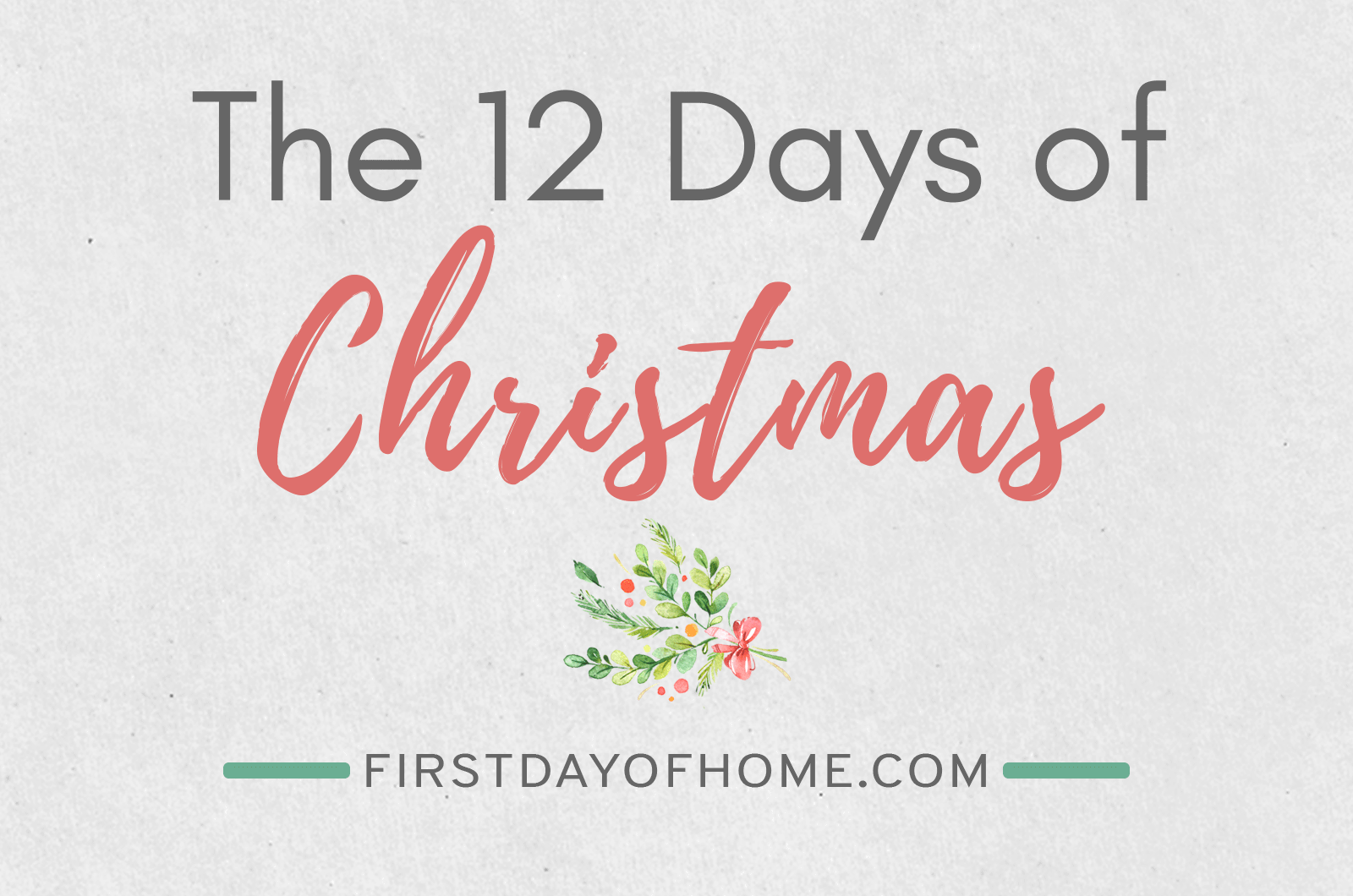 12 Days of Christmas lyrics printable and gift ideas