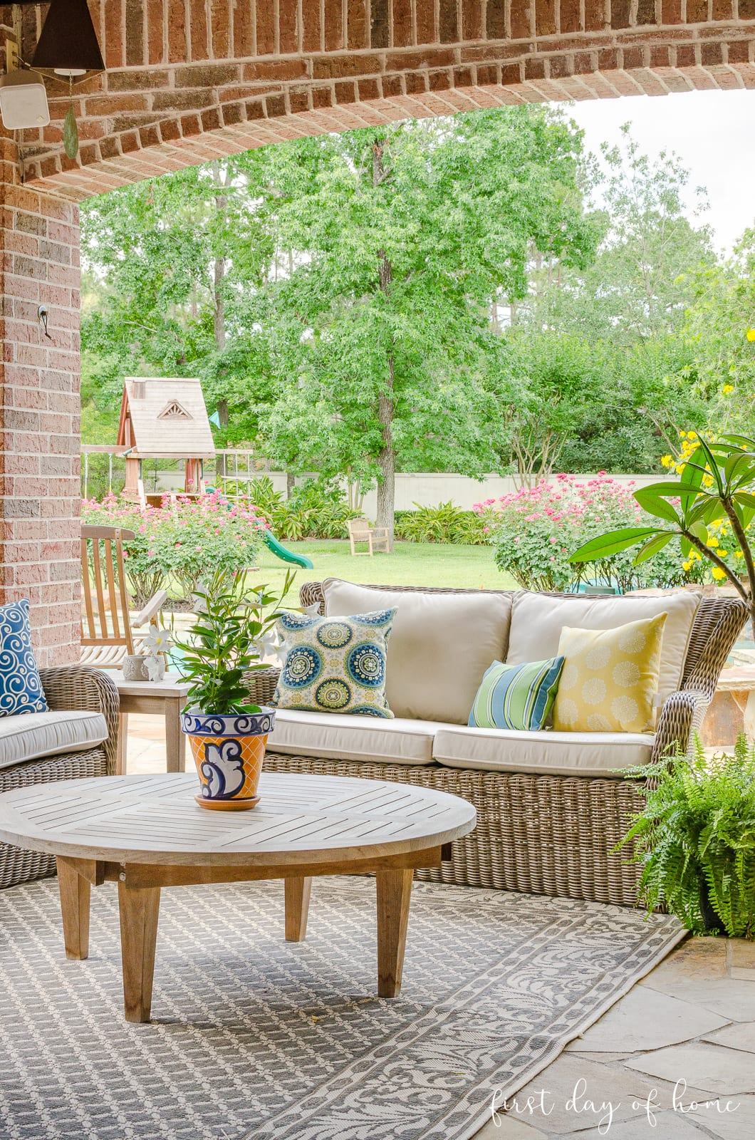 The Best Affordable Ideas For Patio Decor Summer Tour