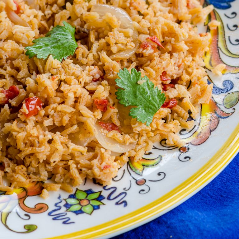 The Most Authentic Spanish Rice Recipe You'll Try
