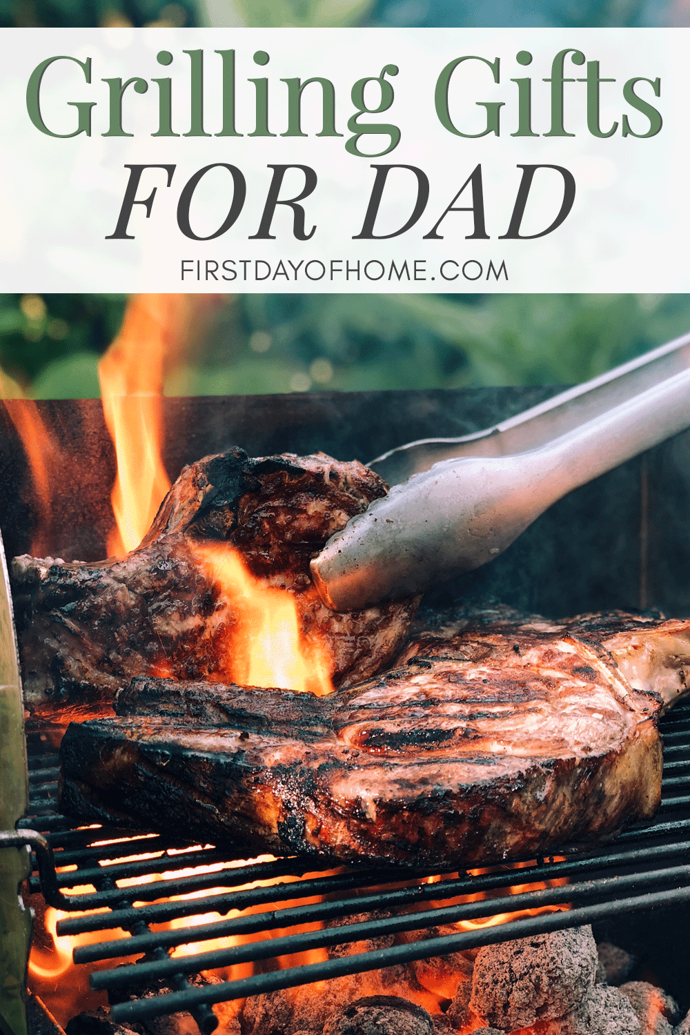 Grilling gifts for dads