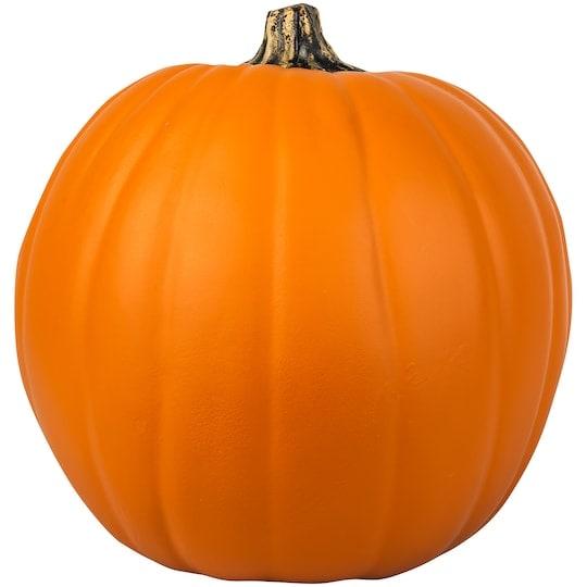 """9"""" Orange Craft Pumpkin by Ashland�"""