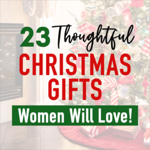 The Best Christmas Gifts for Women (2021)