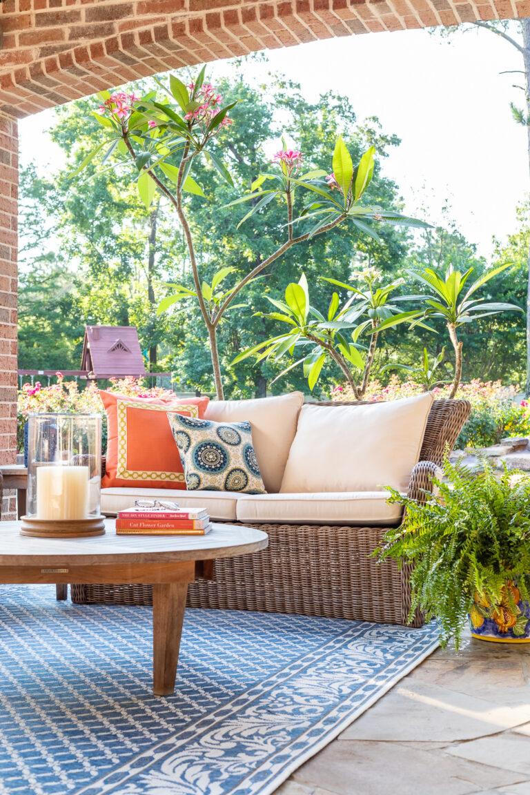 Summer Outdoor Decor Ideas: Bloggers Best Home Tours
